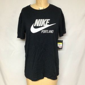 Nike Sportswear Portland Cotton Logo T-Shirt